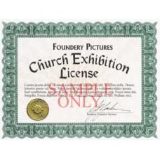 """Wesley"" Church License"