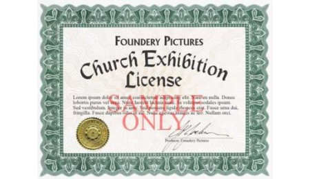 """Wesley"" Church License"