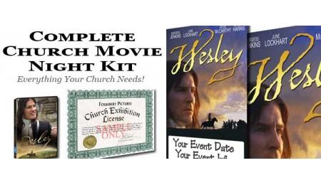 Wesley Movie Night Kit