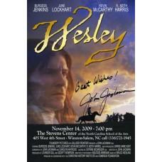 Autographed Premiere Poster