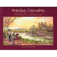 Wesley Country Coffee Table Book